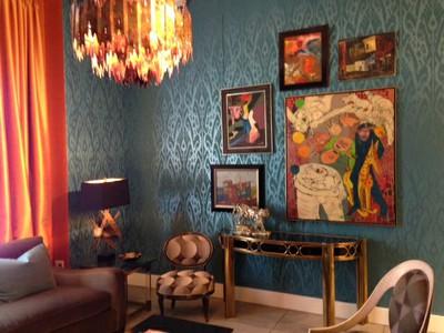 Showroom at the Atlanta Decorative Arts Center