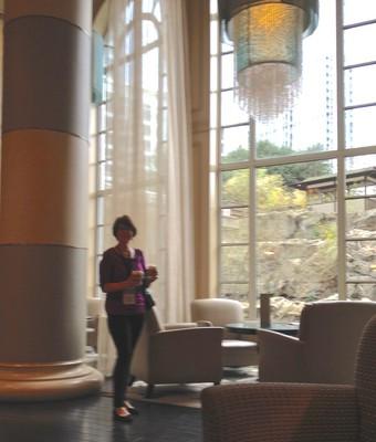 The Grand Hyatt Hotel, Atlanta