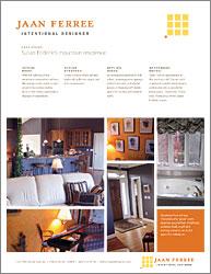 professional interior design portfolio jaan ferree intentional